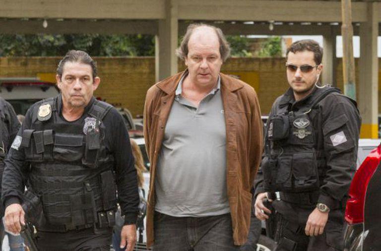 Jorge Zelada, preso nesta quinta.