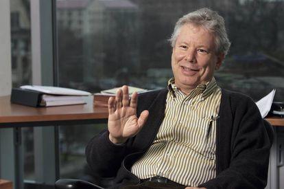 Richard H. Thaler, Prêmio Nobel de Economia de 2017.