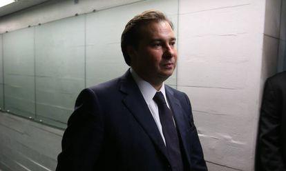 Rodrigo Maia, novo presidente da Câmara.
