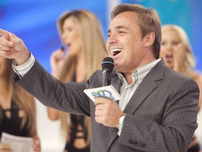 Morre Gugu Liberato, apresentador que mudou a TV nos anos 90