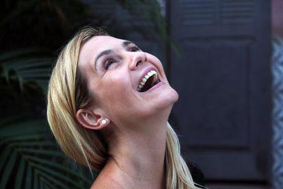 Adriana Esteves, atriz que interpretou Carminha.