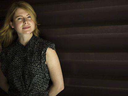 """Emma Cline, escritora autora da novela """"As garotas"""" sobre as seguidoras de Charles Manson."""