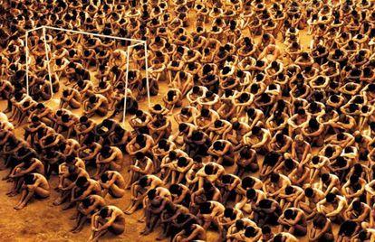 Cena do filme 'Carandiru', de Hector Babenco (2003).