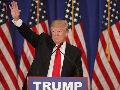 Donald Trump e Bernie Sanders ganham nas primárias.
