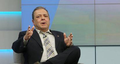 O candidato do PSDC à prefeitura de SP, João Bico.