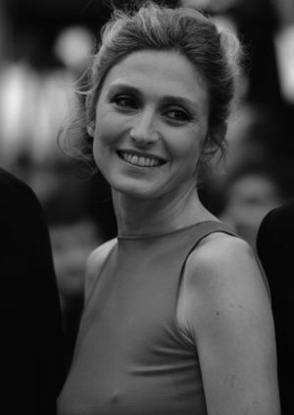 Julie Gayet, no Festival de Cinema de Cannes de 2012.