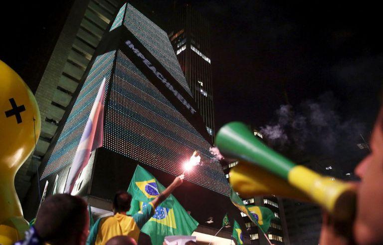Prédio da Fiesp na avenida Paulista