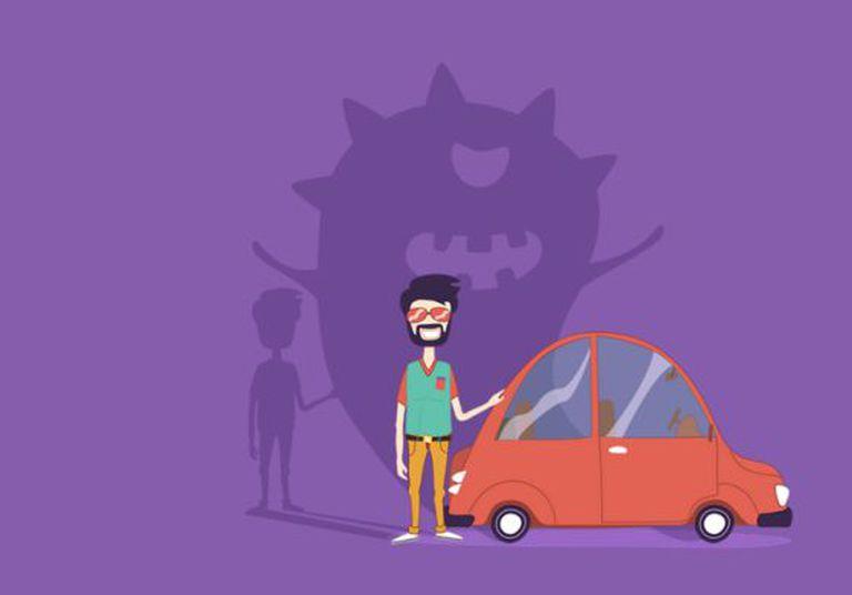 Captura do site 'Meu carro é um monstro'.