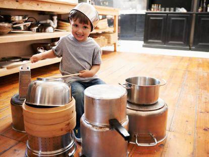 Se quiser que seu filho aprenda mais rápido, ensine-o a tocar este instrumento