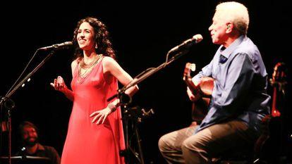 Marisa Monte e Paulinho da Viola