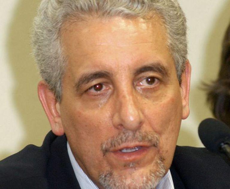 O ex-diretor de marketing do Banco do Brasil Henrique Pizzolato.