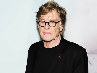 Robert Redford em Nova York, em setembro de 2017.