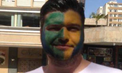 O ativista e empreendedor Carlos Nacli Bastos.
