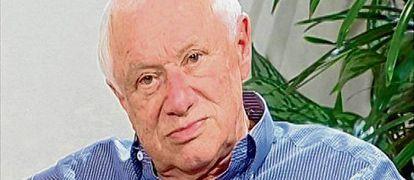 Jacob Barata, hoje com 85 anos.