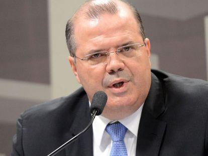 O presidente do BC, Alexandre Tombini.