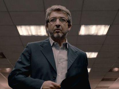 """O ator Ricardo Darín, no filme """"Relatos Salvajes""""."""