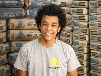 Matheus Cardoso, fundador do Moradigna.