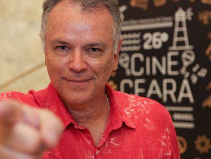 Wolney Oliveira, na edição do ano passado do Cine Ceará.