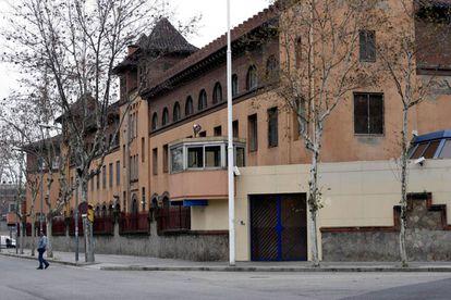 Centro penitenciário de mulheres Wad-Ras, em Barcelona, em 2006.