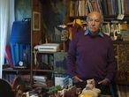 """<b>Quince títulos forman parte de la Biblioteca Eduardo Galeano (Siglo XXI). """"La libertad ha marcado mi literatura"""", afirma el autor.</b>"""
