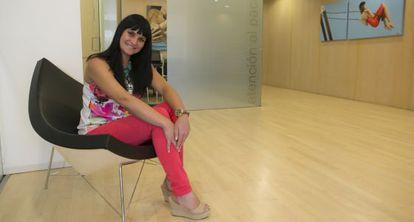 Jessica Tejera se submeteu a um tratamento de congelamento de óvulos.