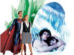 Historia de dos Superman: el actual, que ama a Lois, y el original, que además la deseó.