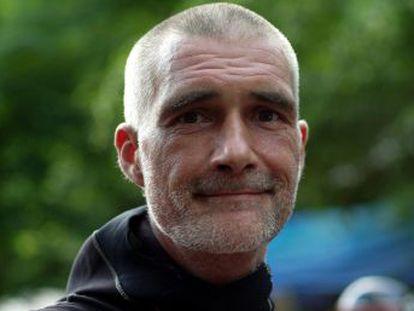 Um dos voluntários, o dinamarquês Ivan Karadzic, conta sua experiência dentro da gruta inundada pelas chuvas
