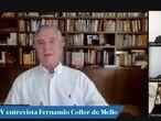 O ex-presidente Fernando Collor de Mello, em entrevista ao EL PAÍS nesta sexta.