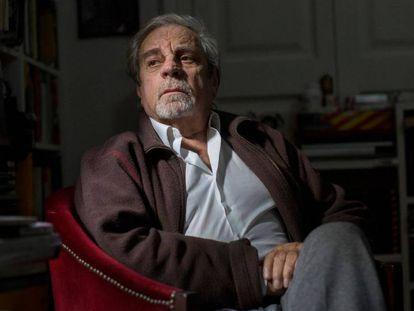 Na foto, o escritor Juan Marsé, em sua casa de Barcelona em 2014.
