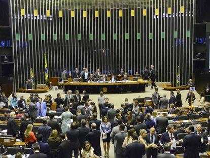 Plenário do Congresso Nacional