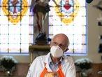Padre Julio Lancellotti - perfil - SP, 17-09-2020_ Foto:wanezza soares/El País