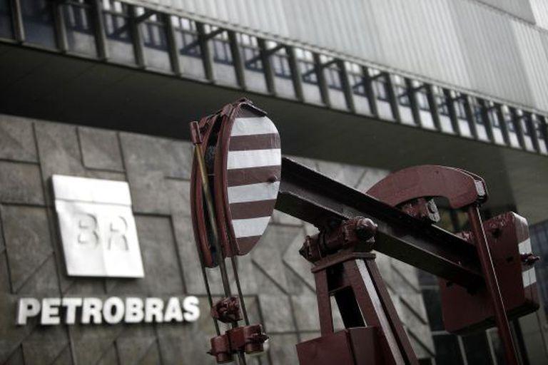 Fachada da sede da estatal no Rio de Janeiro.