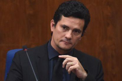 O juiz Sergio Moro em um evento sobre a operações anti-corrupção em SP na terça, 29 de março.