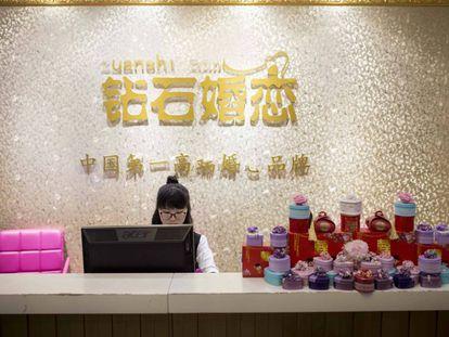 Empresa chinesa que ajuda mulheres a encontrar um marido