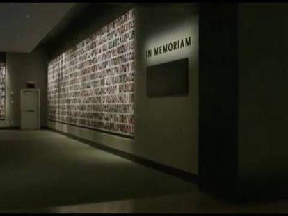 Obama inaugura o Memorial 11 de Setembro em Nova York.