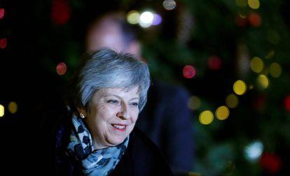 May chega ao número 10 da Downing Street nesta quarta-feira.