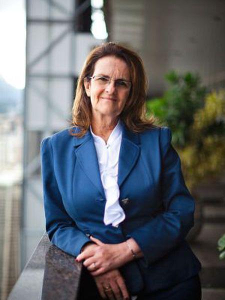 Maria das Graças Foster, presidenta da Petrobras.