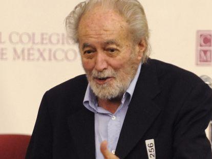 O filósofo Luis Villoro.