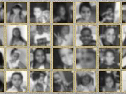 100 crianças baleadas em cinco anos de guerra contra a infância no Rio de Janeiro