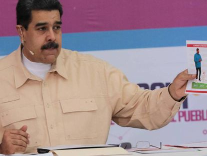 Nicolás Maduro tira da cartola um bitcoin bolivariano