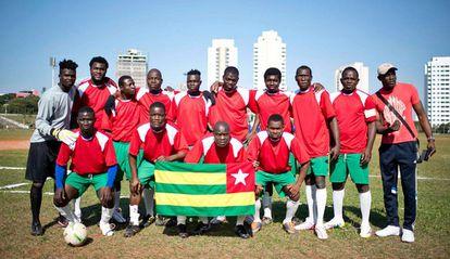 Final da Copa Refugiados acontece neste domingo, no Pacaembu.