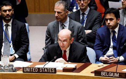 Elliott Abrams, o enviado especial dos EUA para a Venezuela.