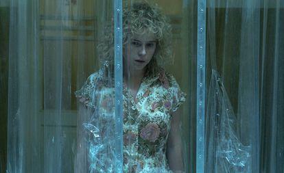 A atriz Jessie Buckley interpreta Lyudmilla Ignatenko