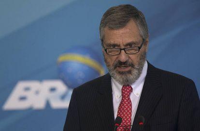 O ministro da Justiça, Torquato Jardim, em maio.