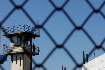 Centro de Detenção Provisória de Pinheiros, zona oeste de Sao Paulo (Brasil).