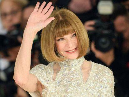 Os rumores indicam que Anna Wintour pode deixar a 'Vogue'.