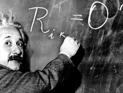 Ciência confirma a teoria das ondas gravitacionais de Albert Einstein