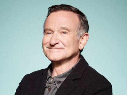 Robin Williams em uma foto promocional tirada em 2013, um ano antes de sua morte.