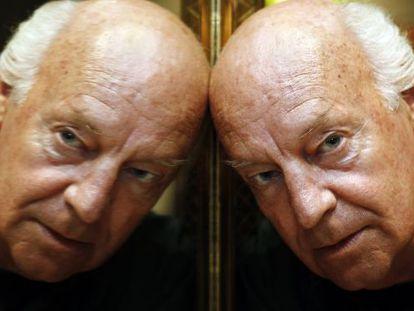 Eduardo Galeano em 2008.