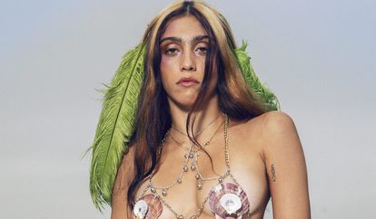 Aos 24 anos, Lourdes Leon conseguiu o respeito do mundo da moda.